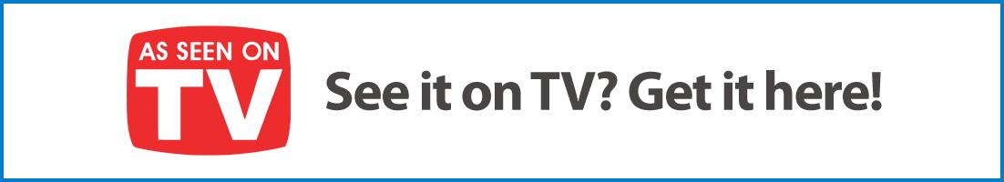 As Seen on TV - Shelf Banner 07.05.12