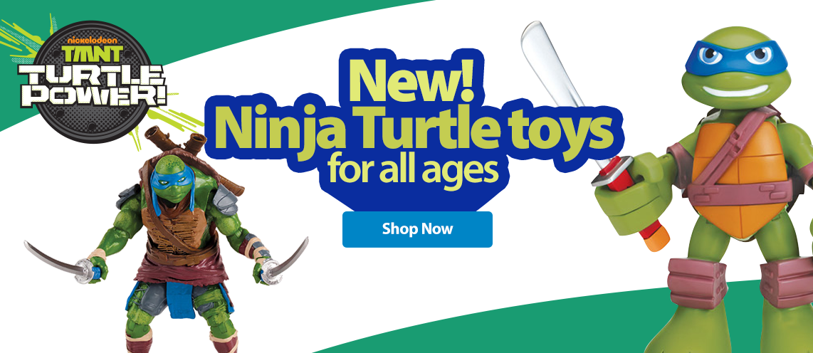 TMNT For All Ages