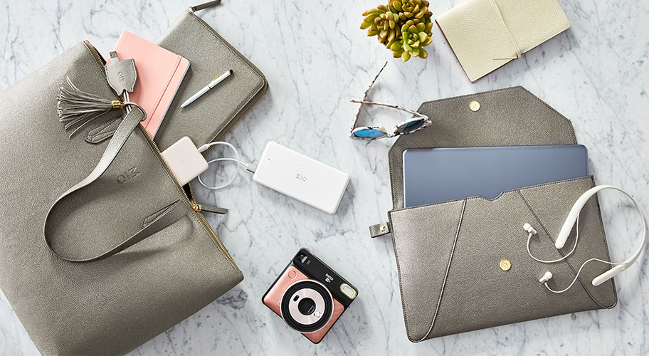 Motile. Smart accessories for an untethered world.