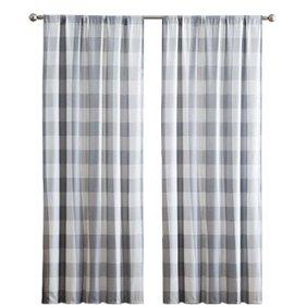 Shop curtains.