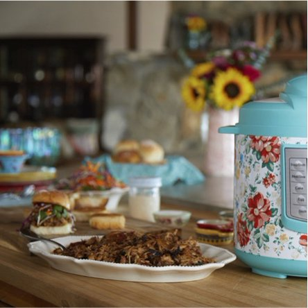 The Pioneer Woman Instant Pot Dr. Pepper Pulled Pork Recipe
