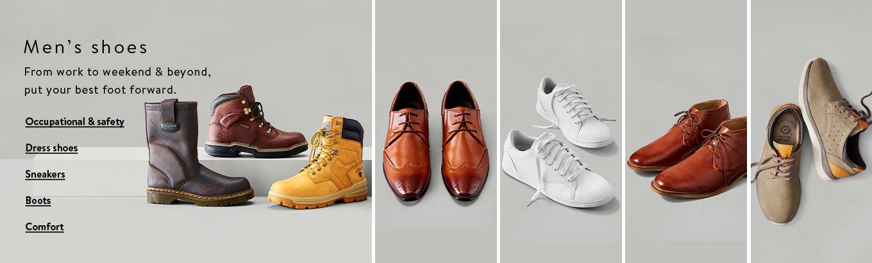 Men's dress shoes featuring top styles & top brands. Shop now.
