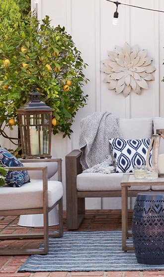 Shop patio plus-up, backyard BBQ redo, garden glow-up, and backyard spruce-up