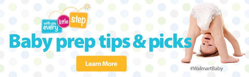 Baby Prep Tips & Tricks Banner