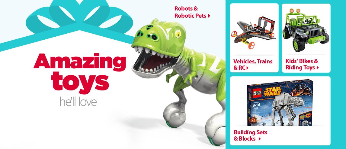 Walmart Boys Toys : Toys for boys walmart