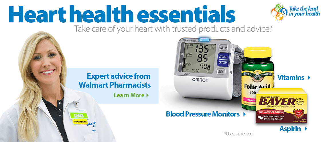 Shop Heart Health Essentials