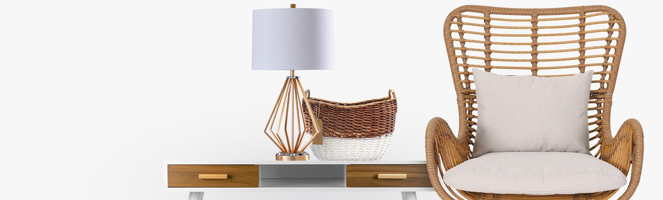 New and trending. This just in—over 1,000 fresh finds for every room in your home. Shop now.