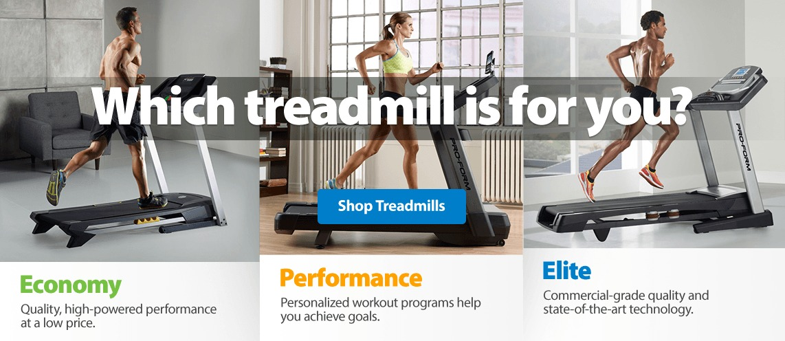 Which Treadmill Is Right For You