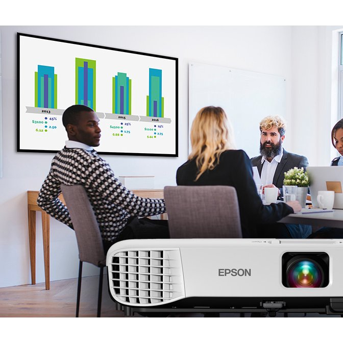 Office suite. Presenting projects just got portable & easy.