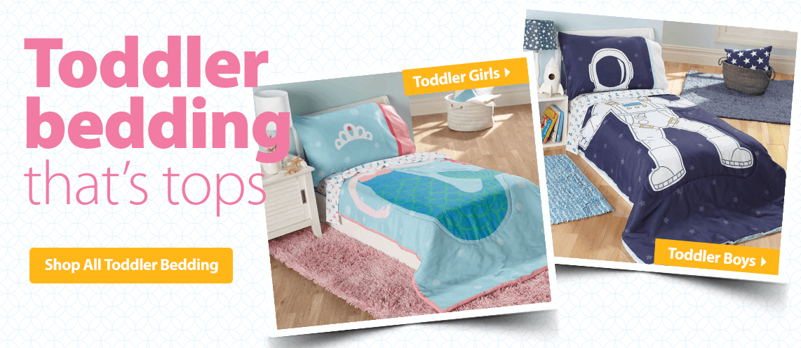 Top Girls and Boys Toddler Beds
