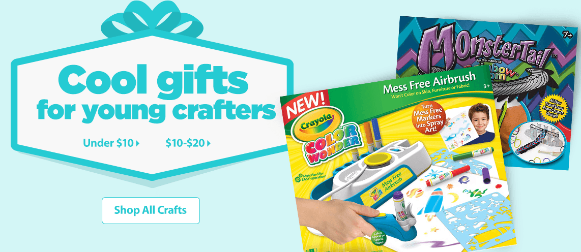 Kids Crafts Under $20