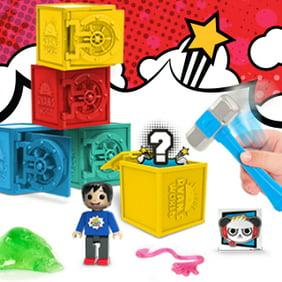 Ryan's World Novelty Toys