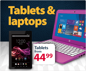 Tablets & Laptops