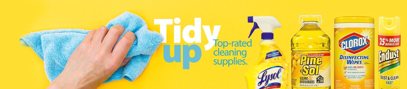Top Rated Cleaning Supplies