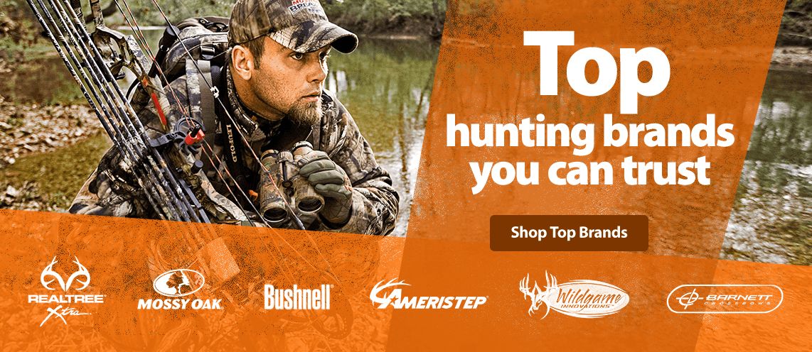 Top hunting brands you can trust