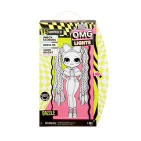 L.O.L Surprise! O.M.G Lights Fashion Dolls with 15 Surprises