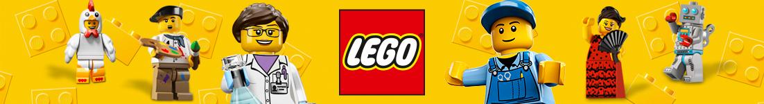 LEGO Brand Banner