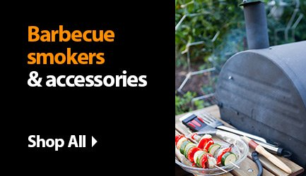 BBQ Smoker Grilling Collection