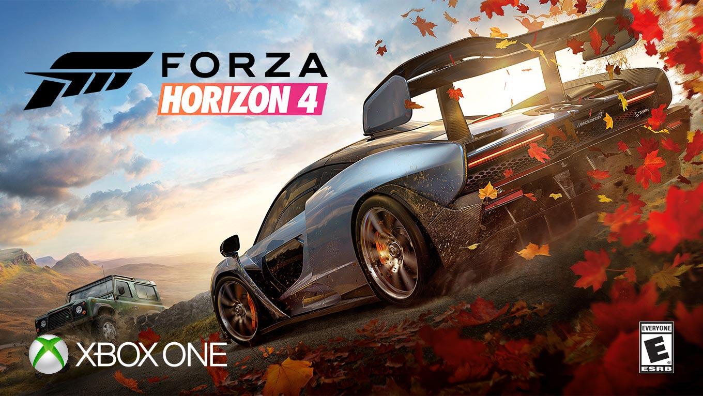 Forza Horizons 4