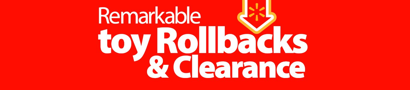 Rollbacks & Clearance toys for kids 8 to 11