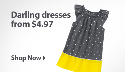 Darling dresses