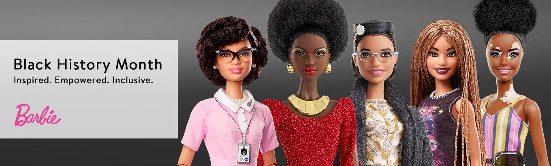 Barbie Black History