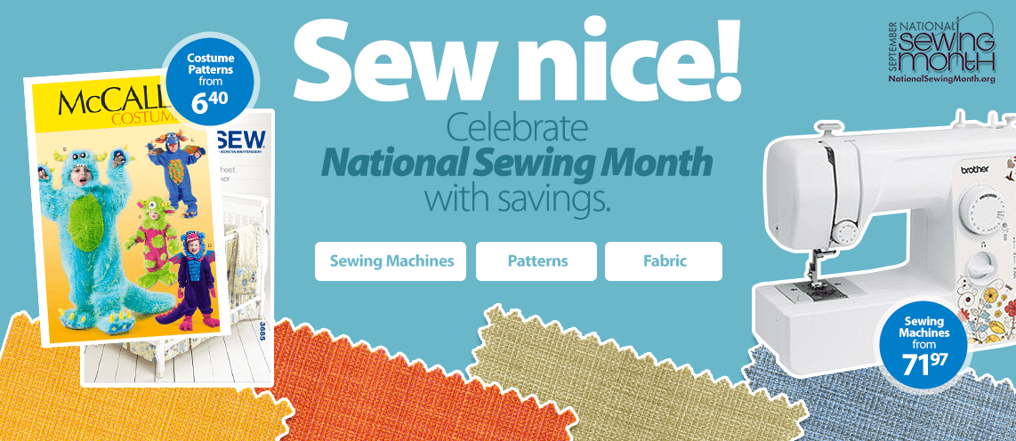 Sewing Month POV