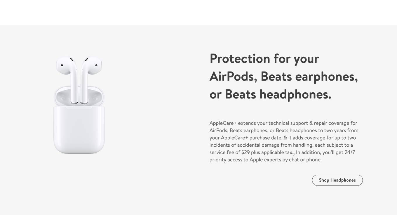 Protection for your Apple Headphones