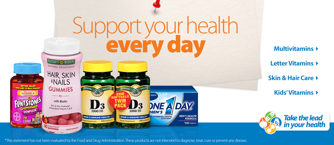 Support Your Health Everyday
