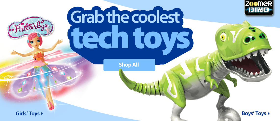 Girls Tech Toys & Boys Tech Toys