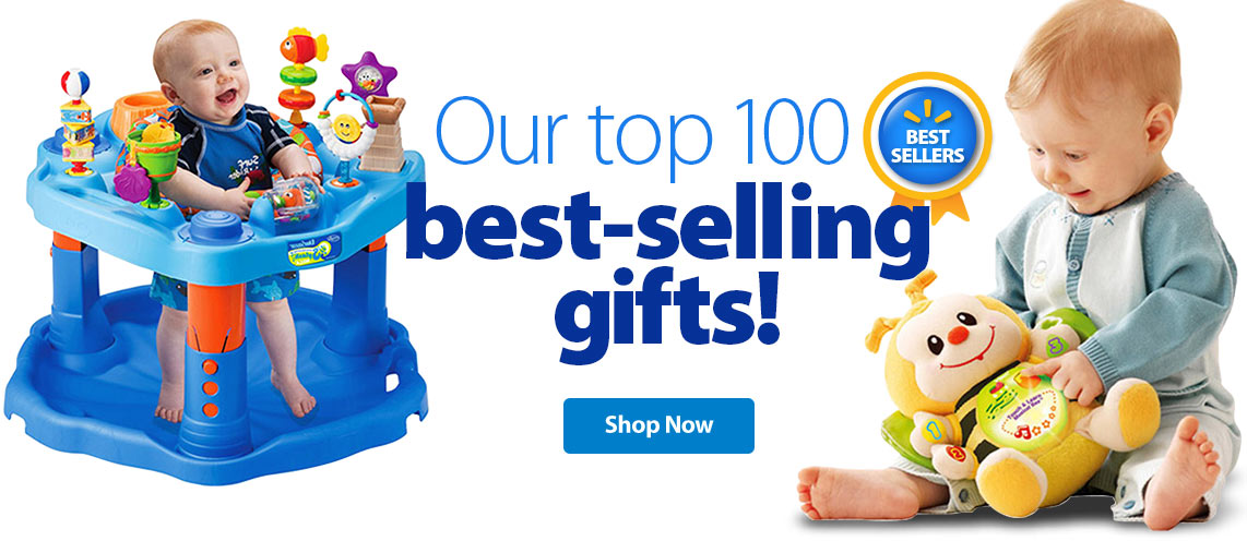 Top 100 best-selling gifts