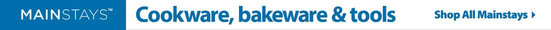 Shelf Header - Mainstays Cookware 3.05.2015