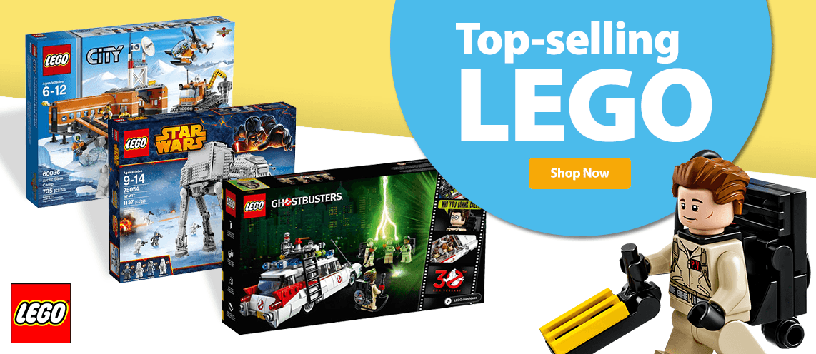 Best Selling LEGO