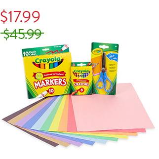 Crayola Classroom Value Pack