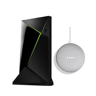 Nvidia Shield + Google Mini