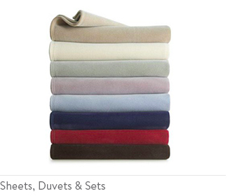 Sheets, Duvets & Sets