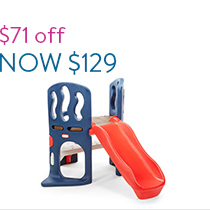 Little Tikes Hide & Slide Climber