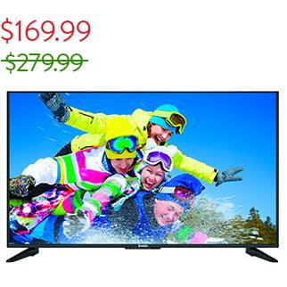 """Komodo 50"""" 4K UHD LED TV"""
