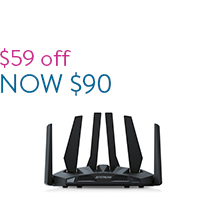 Jetstream AC1900 Dual Band Wi-Fi Router