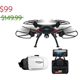 Jetstream Drone Bundle