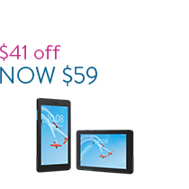 "Lenovo 7"" Tablet Bundle"