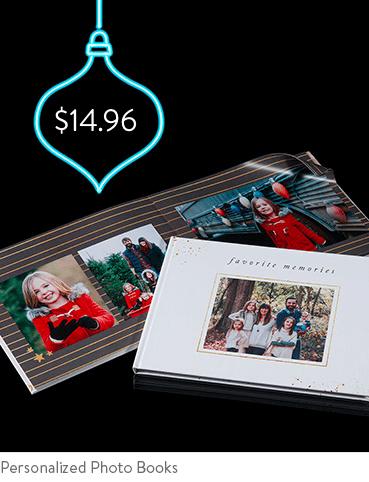 Personalized Photo Books