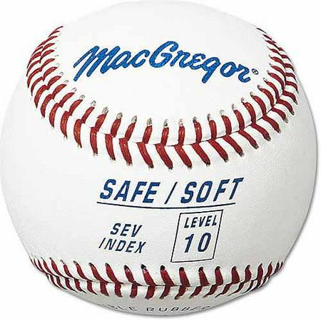 MacGregor Safe/Soft Baseball Level 10 Ages 12+