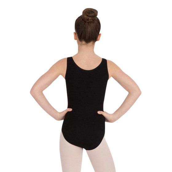 388e6a7b0ec2 Capezio - High-Neck Tank Leotard - Girls - Walmart.com