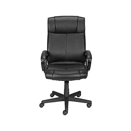 Outstanding Staples Turcotte High Back Executive Chair Machost Co Dining Chair Design Ideas Machostcouk