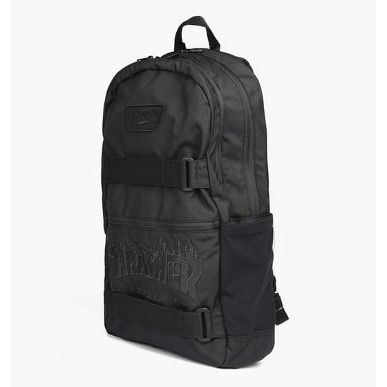 848b2c2547 Vans - x Thrasher Authentic III Skatepack Backpack Book Bag ...