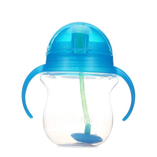Munchkin Click-Lock Straw Trainer Sippy Cup - Colors May Vary