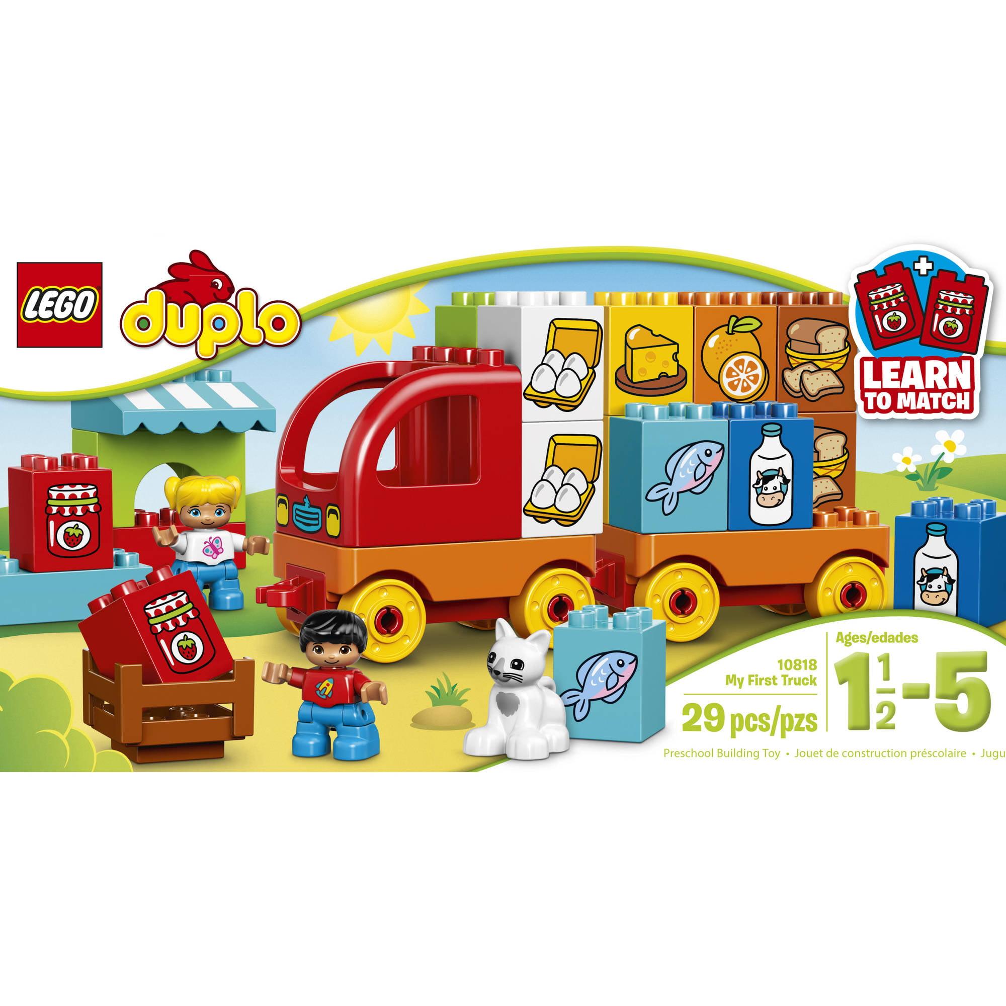 Lego Duplo My First My First Truck 10818 Walmartcom
