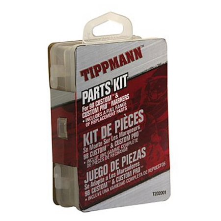 Tippmann Custom 98 Replacement - Universal Parts Kit (For 98 Custom and Custom Pro Markers), TIPPMANN Universal Parts Kit includes a full range of replacement parts By Tippmann
