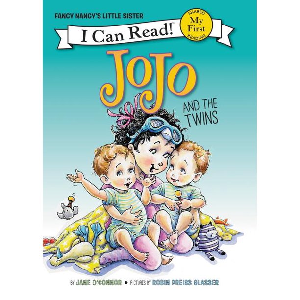 Fancy Nancy Jojo And The Twins Hardcover Walmart Com Walmart Com